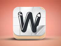 WeWord iPhone icon