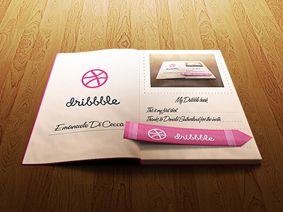 My_dribbble_book