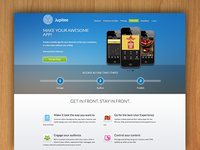 Jupitee homepage