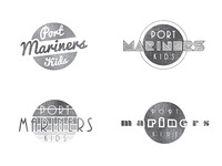Retro logo ideas