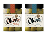 Olive packaging