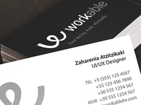 Workable Business Cards