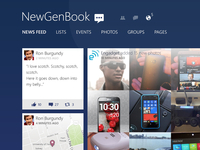 NewGenBook for Windows Feeds