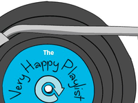 'The Very Happy Playlist' cover image