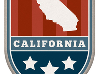 California Badge