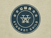 Uwa Student Guild Logo Option #1