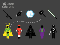 FM Pop Culture 010 - Choose Your Weapon And Fight