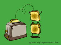 Stacking Toast