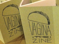Notebooks for Vagina: The Zine
