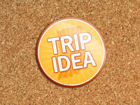 Trip Idea Button