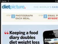 DietPicture explained view
