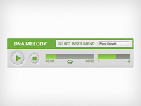 23andMe - DNA Melody Player