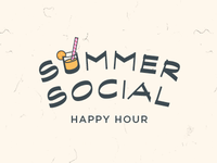 Summer Social happy hour