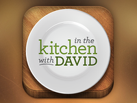 In the Kitchen with David App Icon