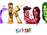 Doodle for Google - Orkut