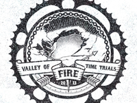 Valley of fire time trials logo