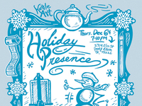 Holiday Show Poster 1