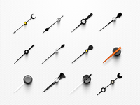 Gauge Needles (.psd)