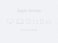 Äpple devices