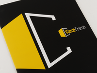 Visual Frame Brochure Design