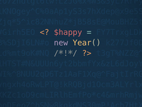 Happy New Year, developers!
