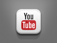 Youtube Icon rebound
