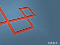 Laravel Blue wallpaper
