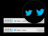 Fixing Twitter favicon