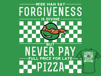 Never Pay Full Price for Late Pizza