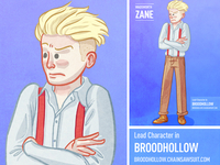 Wadsworth Zane from Broodhollow