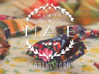 Month of Mae Online Shop
