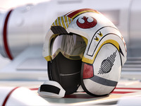 X-Wing Helmet - Daylight