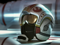 X-Wing Helmet - Night