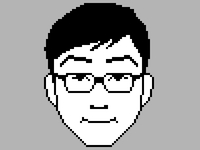Self Portrait Pixel Art