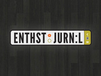 Enthusiast Journal logo