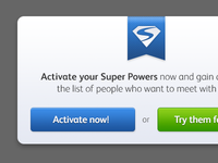 Activate SPP popup preview