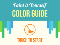 Color Guide App Screen