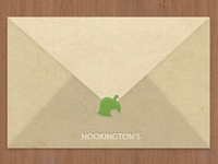 Invite to Nookington's