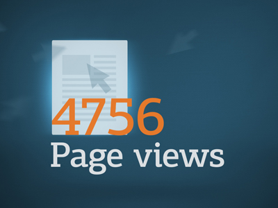 Pageviews_dribbble
