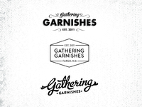 Gathering Garnishes