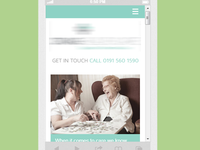 Carehome Mobile Development