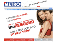 Rebound movie ad campaign