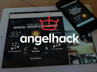 Snowcast wins gold @ AngelHack Boston