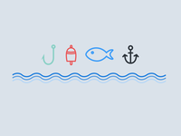 Nautical Iconset [wip]