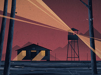 The_great_escape_dribbble_maxime_chillemi_teaser