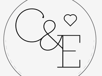 C&E / Wedding Monogram