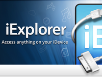 iExplorer Site Header