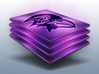 Application Icon for Baltimore Ravens