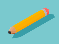 Isometric Pencil