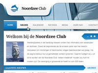 Noordzee Club redesign